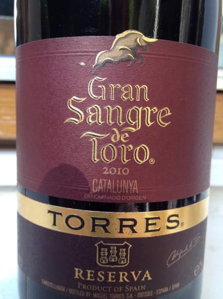Gran Sangre de Toro F 280614